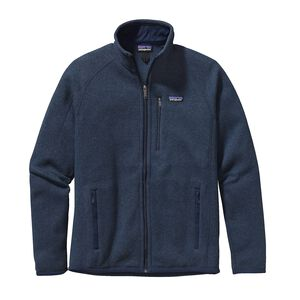 M's Better Sweater™ Fleece Jacket, Classic Navy (CNY)