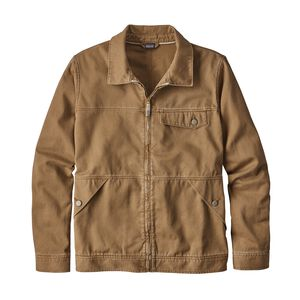 M's Clean Color Jacket, Clean Citrus Brown (CTSB)