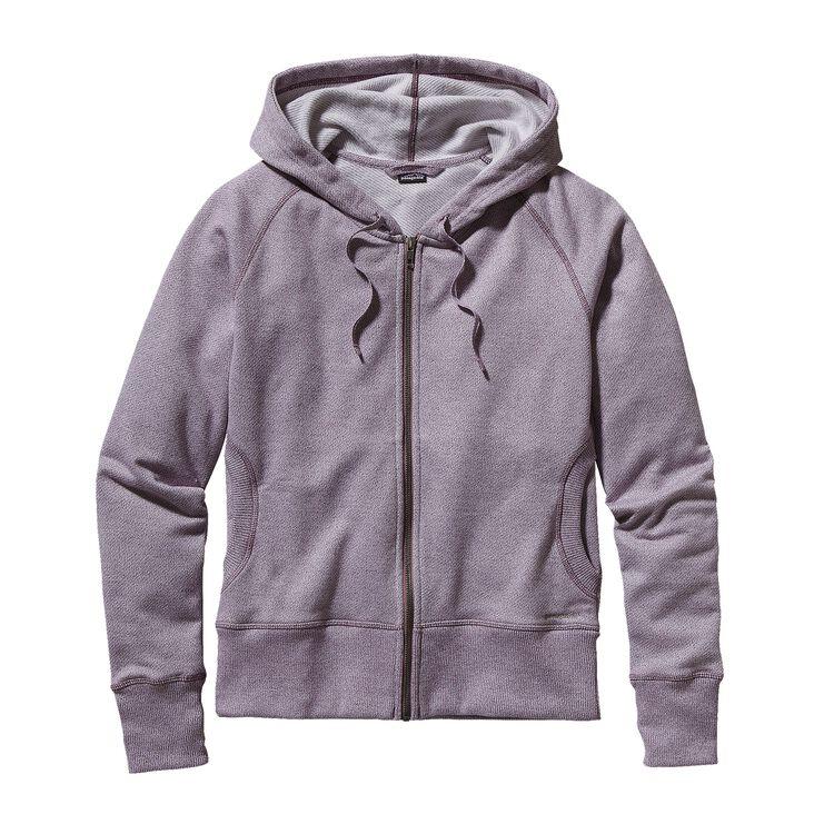 ウィメンズ・クラウド・スタック・フーディ, Tyrian Purple (TRP)