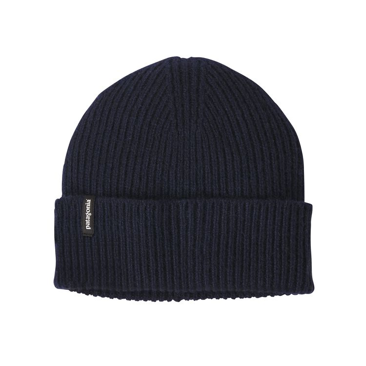 M'S RECYCLED CASHMERE BEANIE, Navy Blue (NVYB)