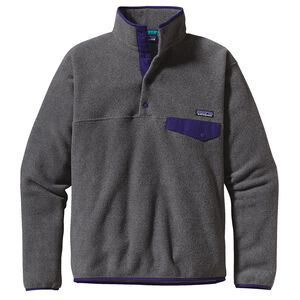 M's Lightweight Synchilla® Snap-T® Pullover - European Fit, Nickel (NKL)