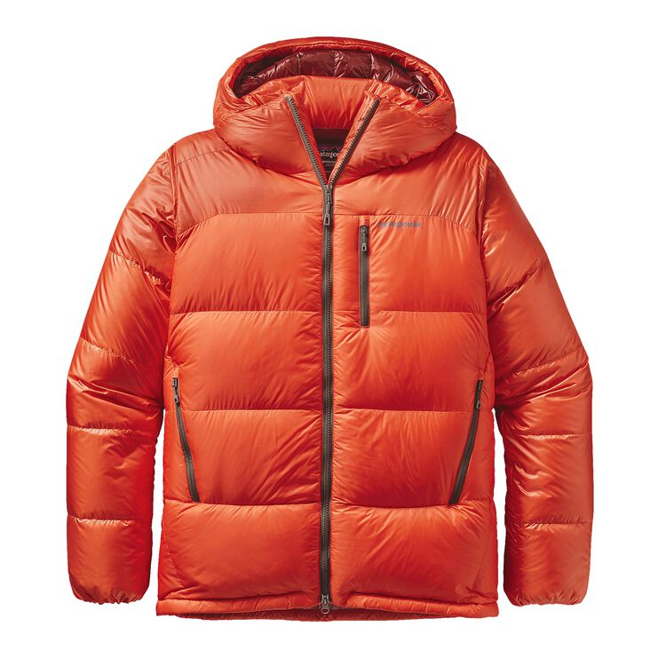 M'S FITZ ROY DOWN PARKA, Cusco Orange (CUSO)