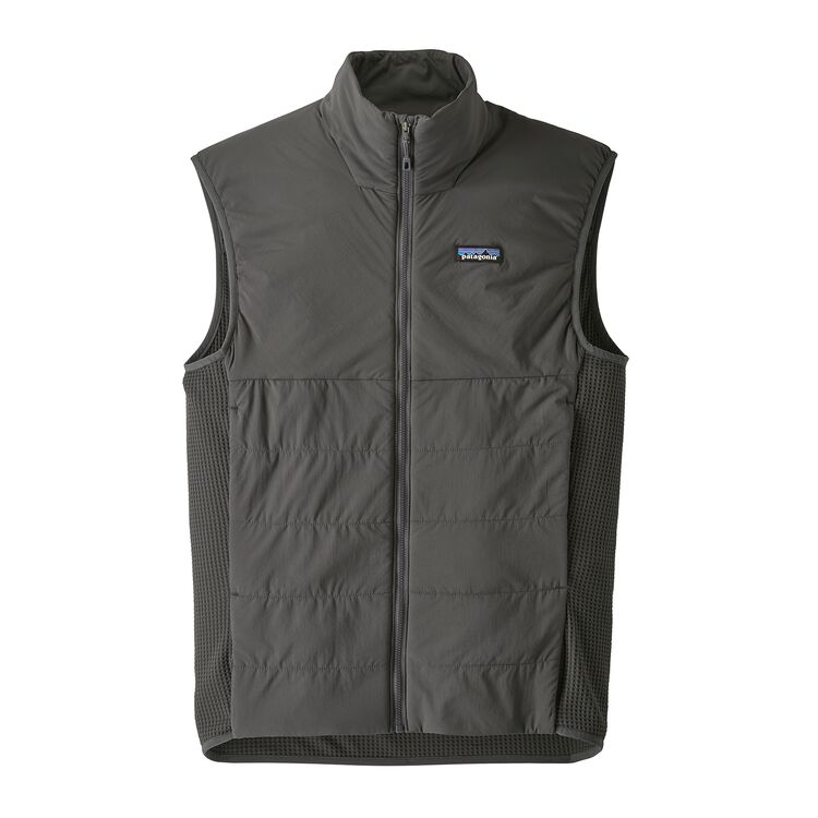 M'S NANO-AIR LIGHT HYBRID VEST, Forge Grey (FGE)