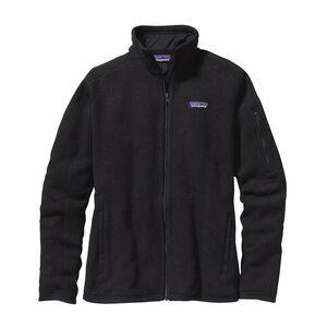 ウィメンズ・ベター・セーター・ジャケット, Black (BLK)