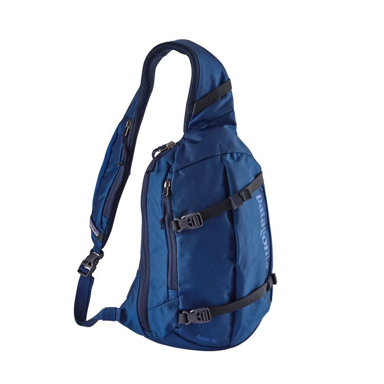 ATOM SLING 8L, Channel Blue (CHB)