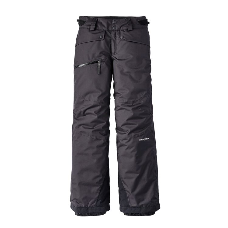 GIRLS' SNOWBELLE PANTS, Black (BLK)