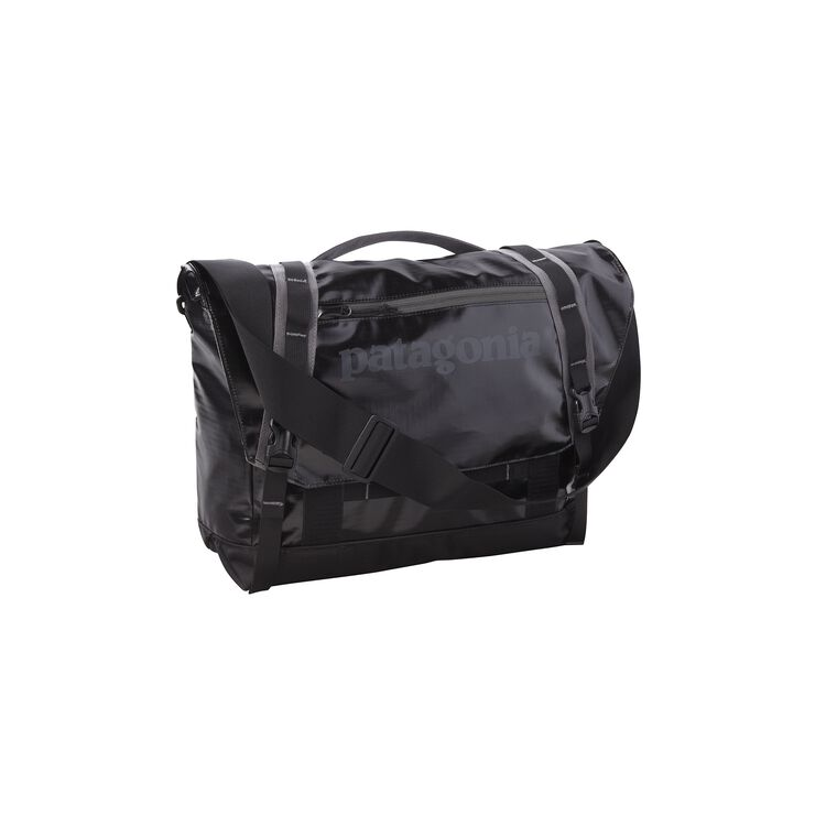 BLACK HOLE MINI MESSENGER 12L, Black (BLK)