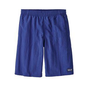 BOYS' BAGGIES LONGS, Cobalt Blue (COB)