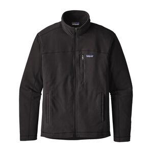 メンズ・マイクロD・ジャケット, Black (BLK)