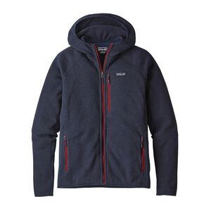M's Performance Better Sweater™ Fleece Hoody, Navy Blue (NVYB)