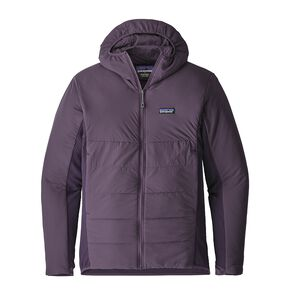 M's Nano-Air® Light Hybrid Hoody, Piton Purple (PTPL)