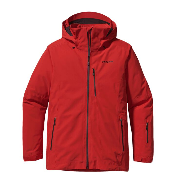 M'S INSULATED POWDER BOWL JKT, French Red (FRR)