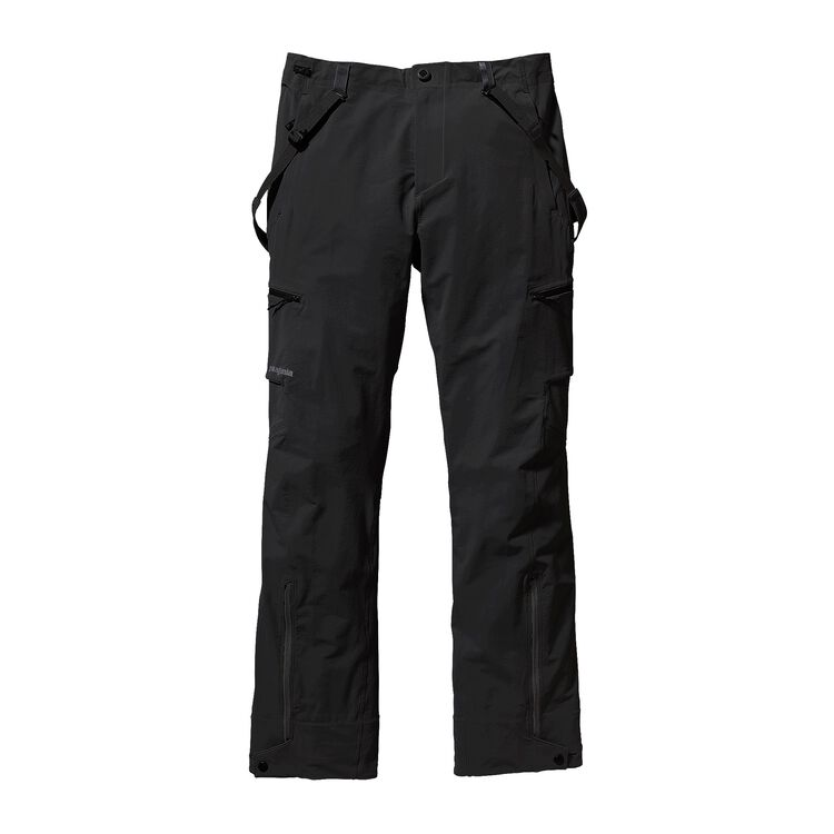M'S DUAL POINT ALPINE PANTS, Black (BLK)