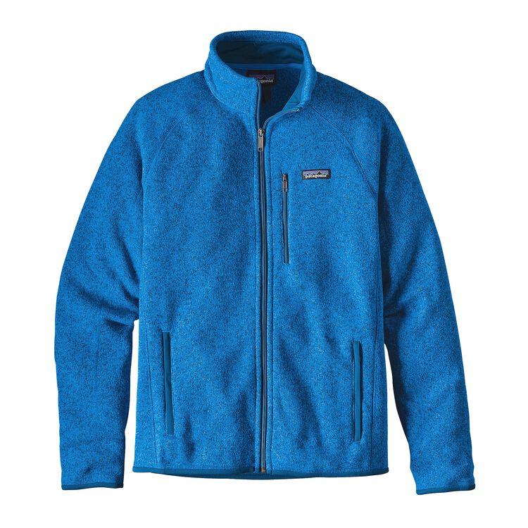 メンズ・ベター・セーター・ジャケット, Andes Blue (ANDB)