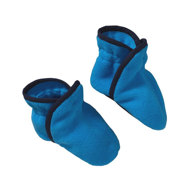 BABY SYNCH BOOTIES, Electron Blue (ECTB)