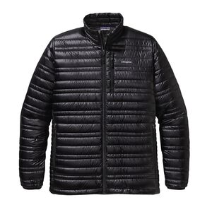 M's Ultralight Down Jacket, Black (BLK)