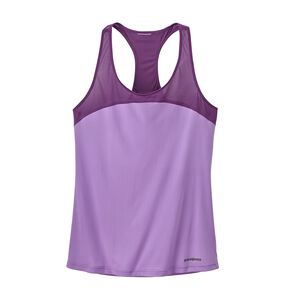 W's Windchaser Sleeveless Tank Top, Light Acai (LIH)