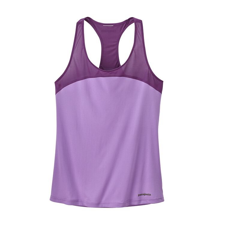 W'S WINDCHASER SLEEVELESS, Light Acai (LIH)