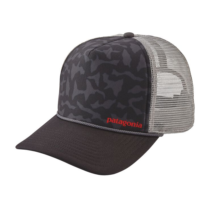 WAVE WORN INTERSTATE HAT, Black (BLK)