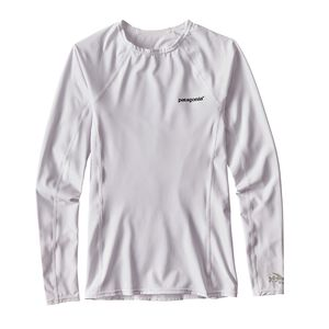 W's RØ® Long-Sleeved Top, White (WHI)