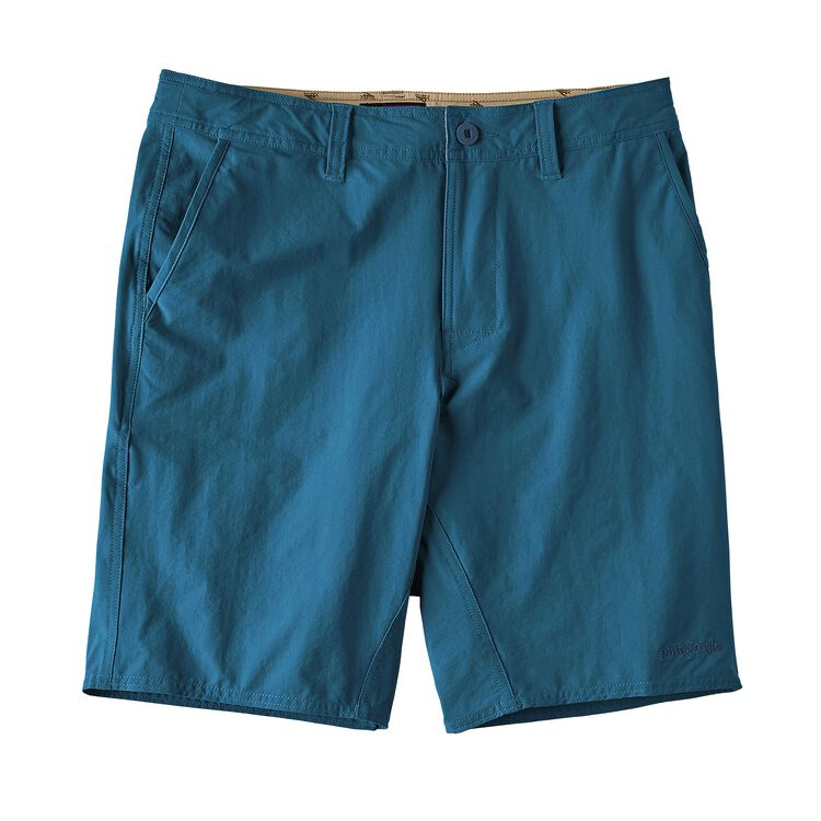 M'S STRETCH WAVEFARER WALK SHORTS - 20 I, Big Sur Blue (BSRB)