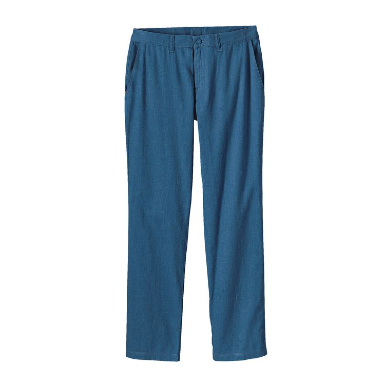 M'S REGULAR FIT BACK STEP PANTS  - REG, Glass Blue (GLSB)
