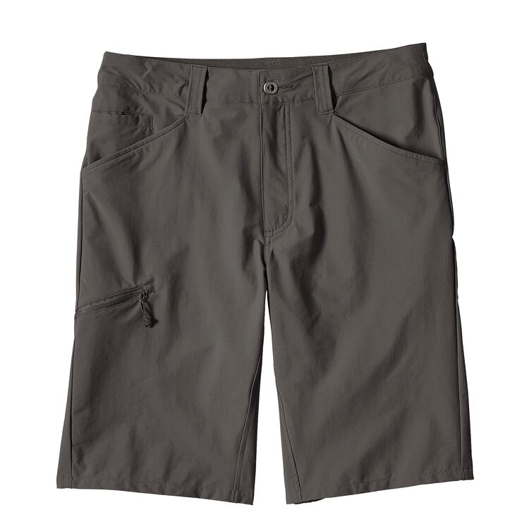 M'S QUANDARY SHORTS - 12 IN., Forge Grey (FGE)