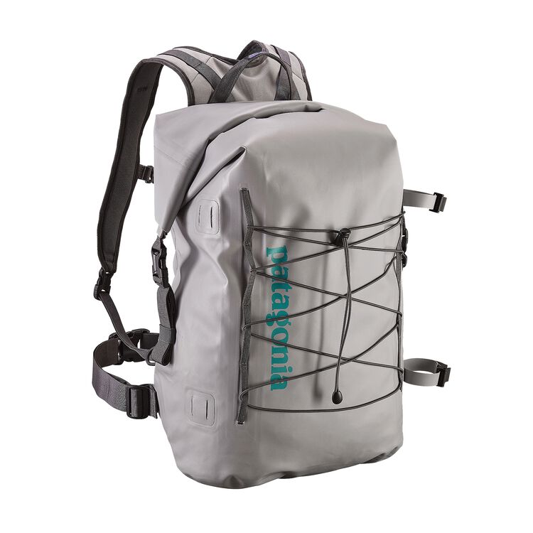 STORMFRONT ROLL TOP PACK, Drifter Grey (DFTG)
