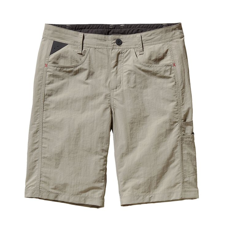W'S AWAY FROM HOME SHORTS, Stone (STN)