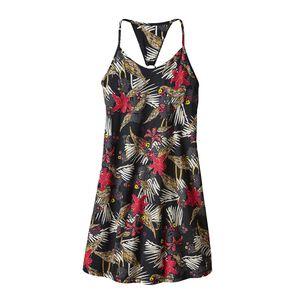 W'S EDISTO DRESS, Kelp Garden: Black (KGBK)