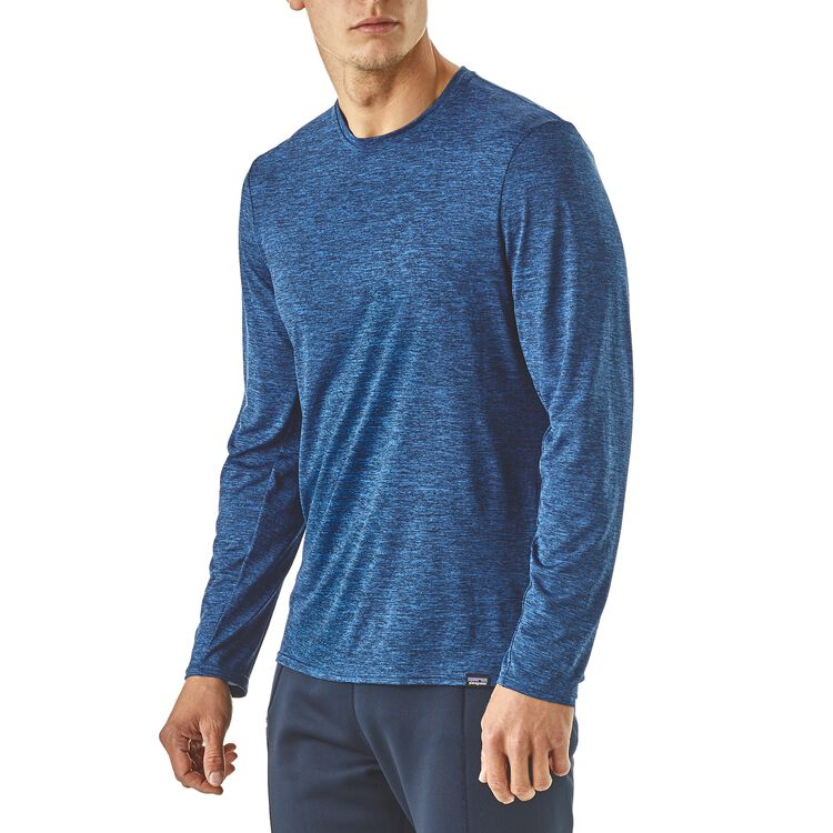M's Capilene® Daily Long-Sleeved T-Shirt,