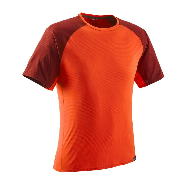 M'S CAP LW T-SHIRT, Cusco Orange (CUSO)