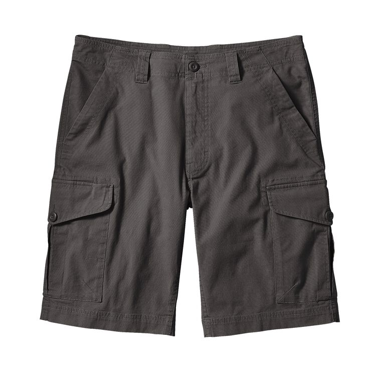 M'S ALL-WEAR CARGO SHORTS - 10 IN., Forge Grey (FGE)