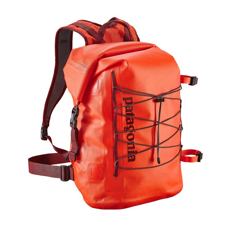 STORMFRONT ROLL TOP PACK, Cusco Orange (CUSO)