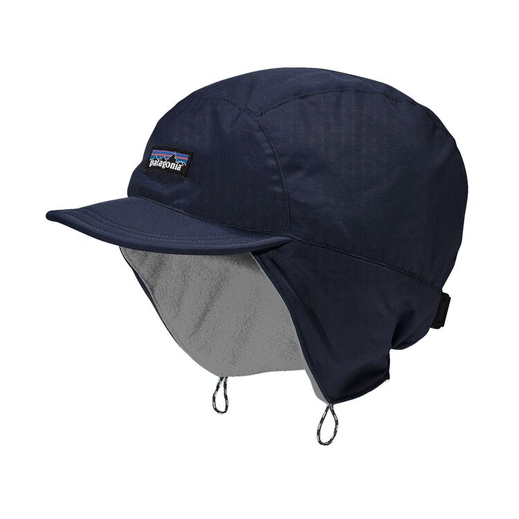 SHELLED SYNCH DUCKBILL CAP, Navy Blue w/Feather Grey (NVFE)