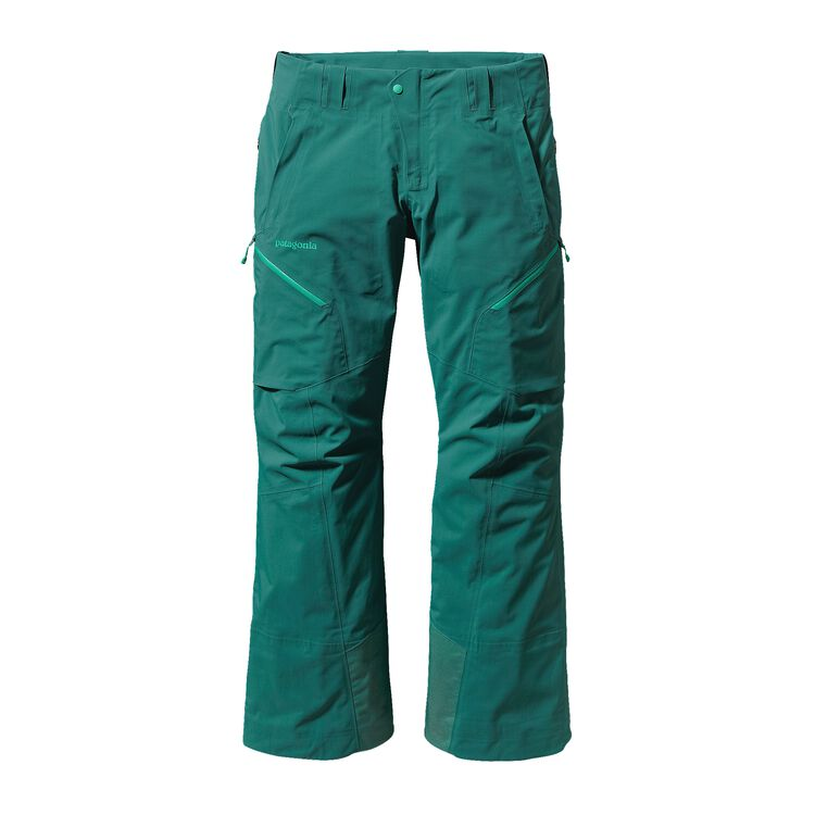 W'S UNTRACKED PANTS, Arbor Green (ABRG)