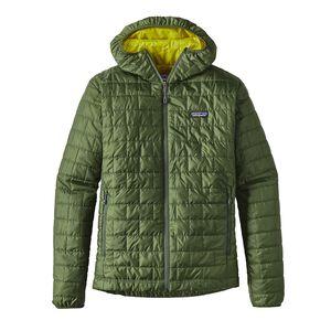 M's Nano Puff® Hoody, Glades Green (GLDG)