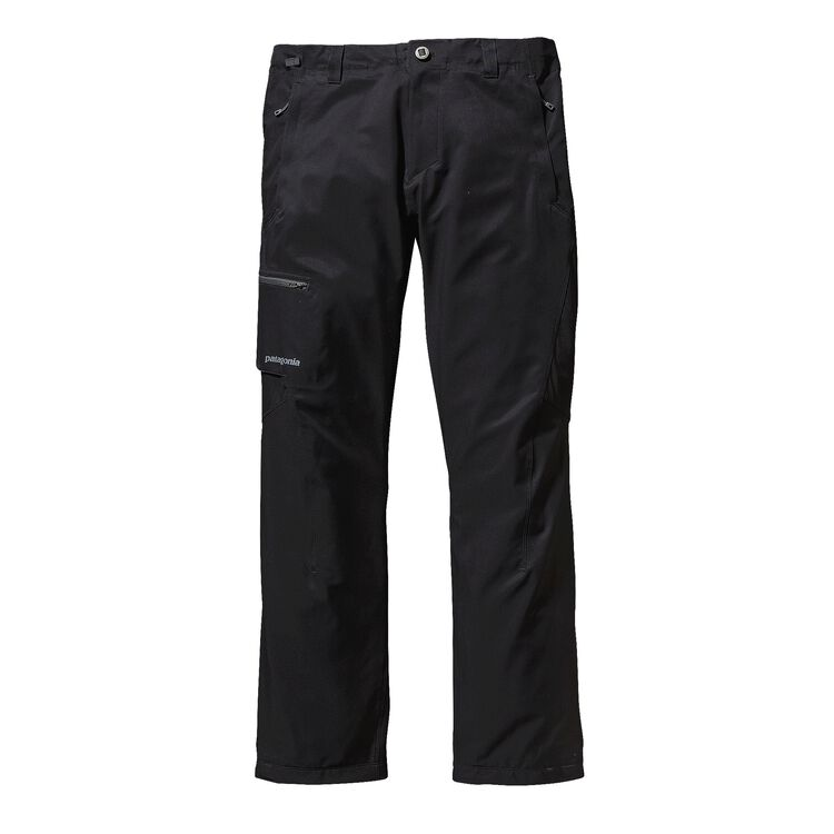 M'S SIMUL ALPINE PANTS, Black (BLK)