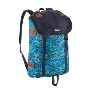 Arbor Backpack 26L, Hexy Fish: Radar Blue (HXYR)