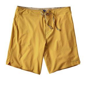 メンズ・ライト・アンド・バリアブル・ボード・ショーツ(46cm), Yurt Yellow (YRTY)