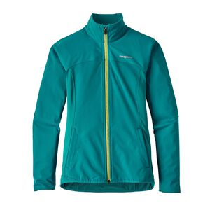 W's Wind Shield Jacket, Elwha Blue (ELWB)