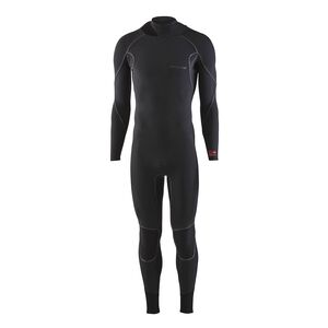 M's R4® Yulex™ Back-Zip Full Suit, Black (BLK)
