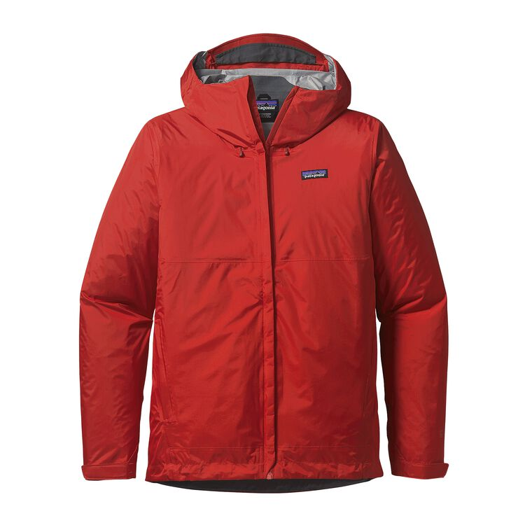 M'S TORRENTSHELL JKT, Ramble Red (RMBR)