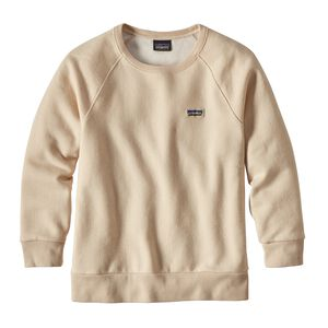 W's Clean Color Sweatshirt, Clean Camellia White (CMLW)