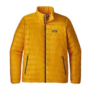 M's Down Sweater Jacket, Rugby Yellow (RGBY)