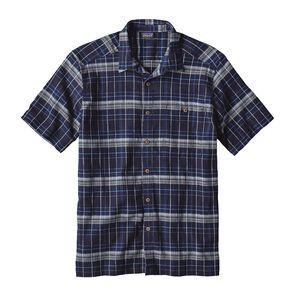 メンズ・A/Cシャツ, Abyss: Navy Blue (AYNB)