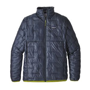 M's Micro Puff® Jacket, Dolomite Blue (DLMB)