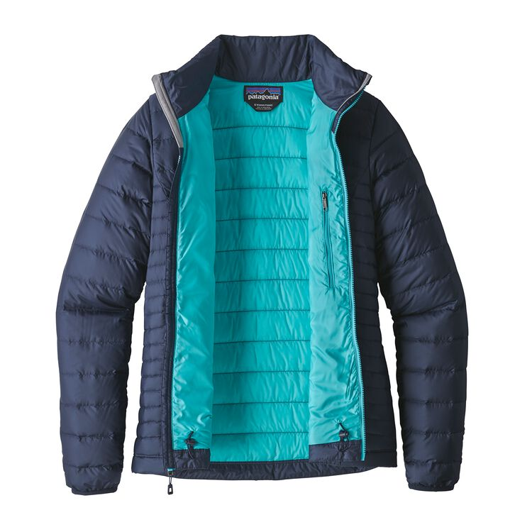W's Down Sweater Jacket,