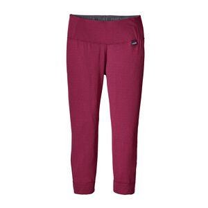W's Capilene® Thermal Weight Boot-Length Bottoms, Craft Pink - Magenta X-Dye (CFMX)