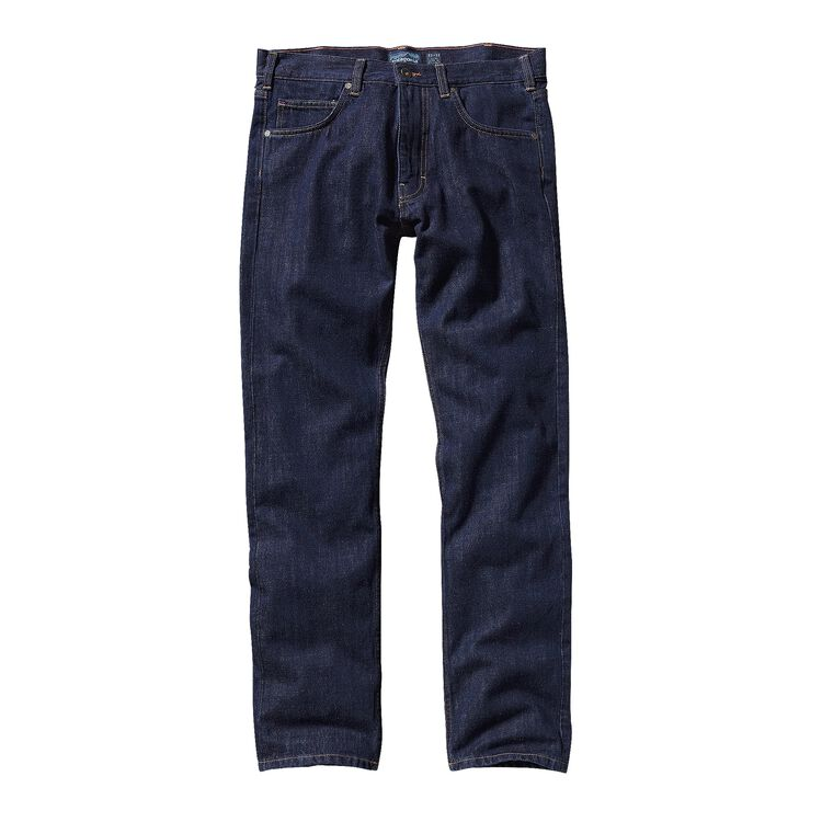 M'S STRAIGHT FIT JEANS - REG, Dark Denim (DDNM)